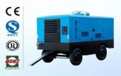 柴油移动空压机